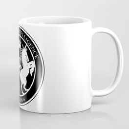 MI6 Logo (Millitary Intelligence Section 6) Coffee Mug
