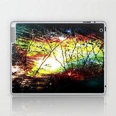 Footprint Laptop & iPad Skin