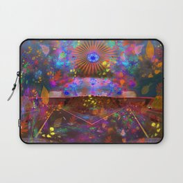A Glorious Storm Up Ahead Laptop Sleeve