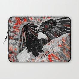 American Bald Eagle Laptop Sleeve