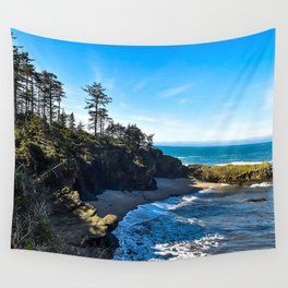 Coastal Cove - Oregon Wall Tapestry