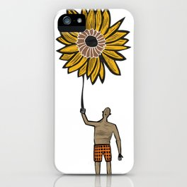 First Day of Summer iPhone Case
