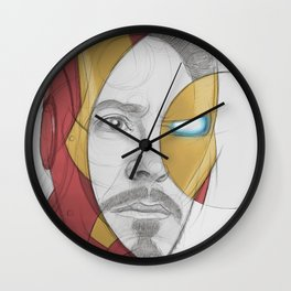 circlefaces Wall Clock