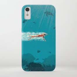 Comfort Zone iPhone Case