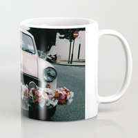 cuba Mugs featuring cuba by Love Improchori