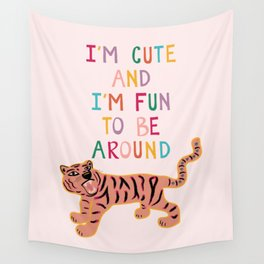 Cute & Fun Wall Tapestry