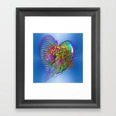 A Gift of Love Framed Art Print