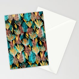 Powerful leaves Stationery Cards