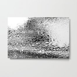 Tumbled Into Love Metal Print