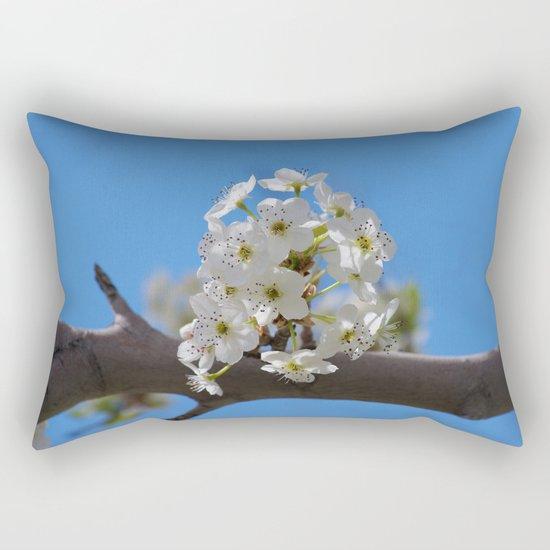 Spring Blossoms - IV Rectangular Pillow