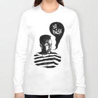 kendrick lamar Long Sleeve T-shirts featuring Kendrick Lamar by Paganimal