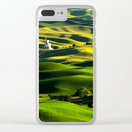 The Granary Clear iPhone Case
