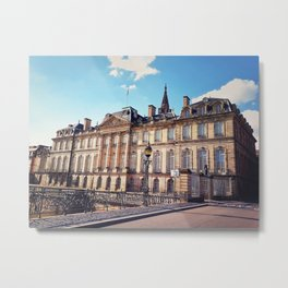 Archaeological Museum Metal Print