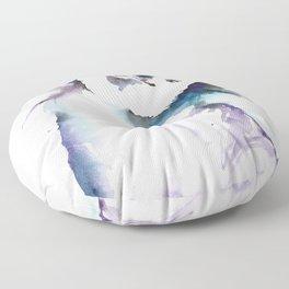 HAPPY PENGUIN Floor Pillow