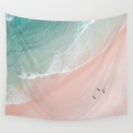 Surf Yoga II Wall Tapestry