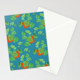 Monstera Obliqua Stationery Cards