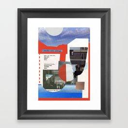catalogue Framed Art Print