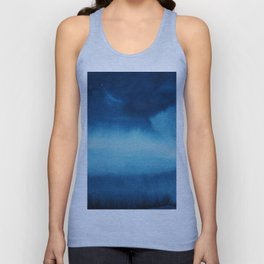 Indigo Ocean Dreams Unisex Tank Top