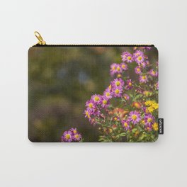 Plant A Flower Carry-All Pouch