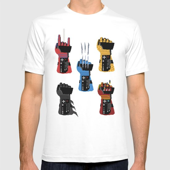Power Glove Love T-shirt