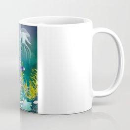 Unterwasserlandschaft Coffee Mug