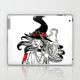 Cardinal Witch Laptop & iPad Skin