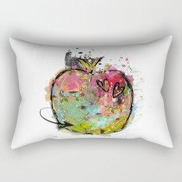 Autumn on my mind Rectangular Pillow