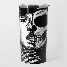 King Kendrick by zombieCraig Travel Mug
