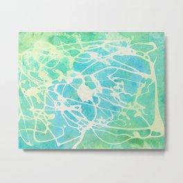 Abstract No. 900 Metal Print