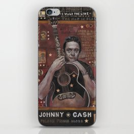 Johnny iPhone Skin