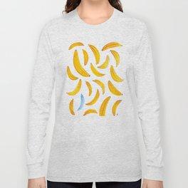 Blue Banana Long Sleeve T-shirt