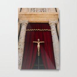 The Vatican VIII Metal Print