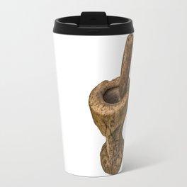 Mortar and beater Travel Mug