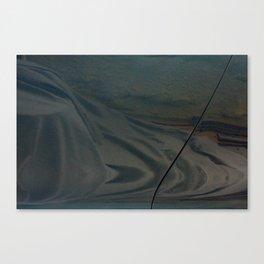 Drop Cloth Canvas Print