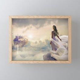 Fantasy   Fantaisie Framed Mini Art Print