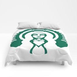 Madre de café Comforters
