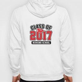 Class Of 2017 Nursing Hoody
