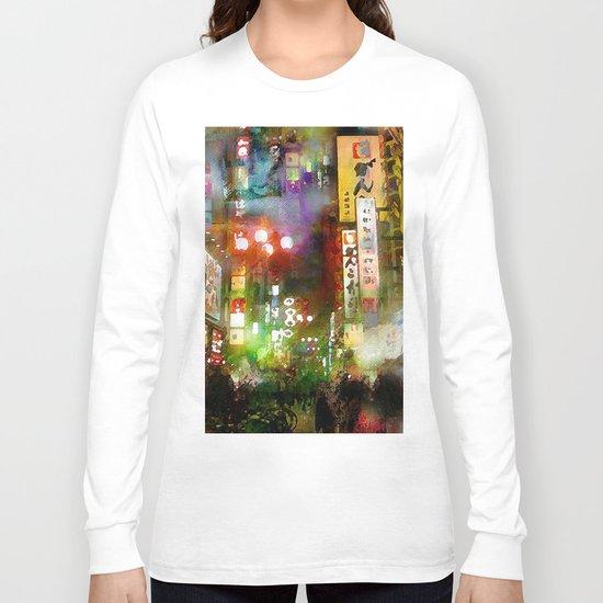Just one street Long Sleeve T-shirt