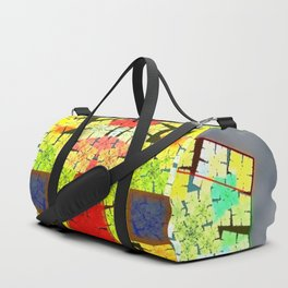 Old house of fun Duffle Bag