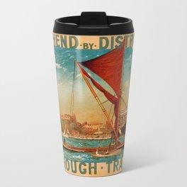 Vintage poster - Southend Travel Mug