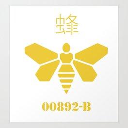 00892-B Art Print