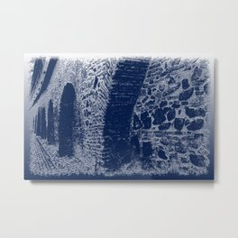 The fortress wall Metal Print