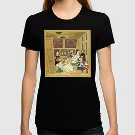 The Maids of Honour by Velázquez (Las Meninas)  T-shirt