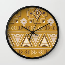 Cabamba Wall Clock