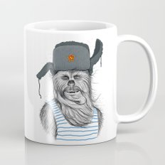 Russian Chewbacca Mug