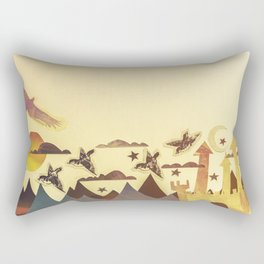 You'll Still Have Your Stars Rectangular Pillow