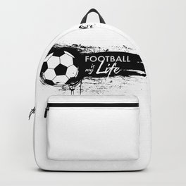 Football is my Life Backpack