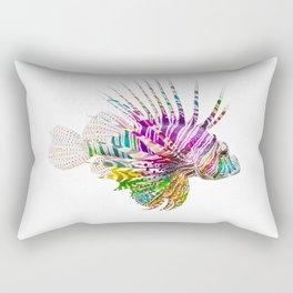 When I Dream of Lionfish Rectangular Pillow