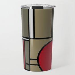 Classic Prairie Style Travel Mug