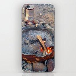 Firepit iPhone Skin